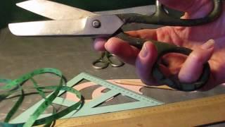 видео Какие инструменты необходимы для раскроя и шитья?