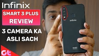 Infinix Smart 3 Plus Full Review | 3 Rear Camera for 6999 Worth Hain?