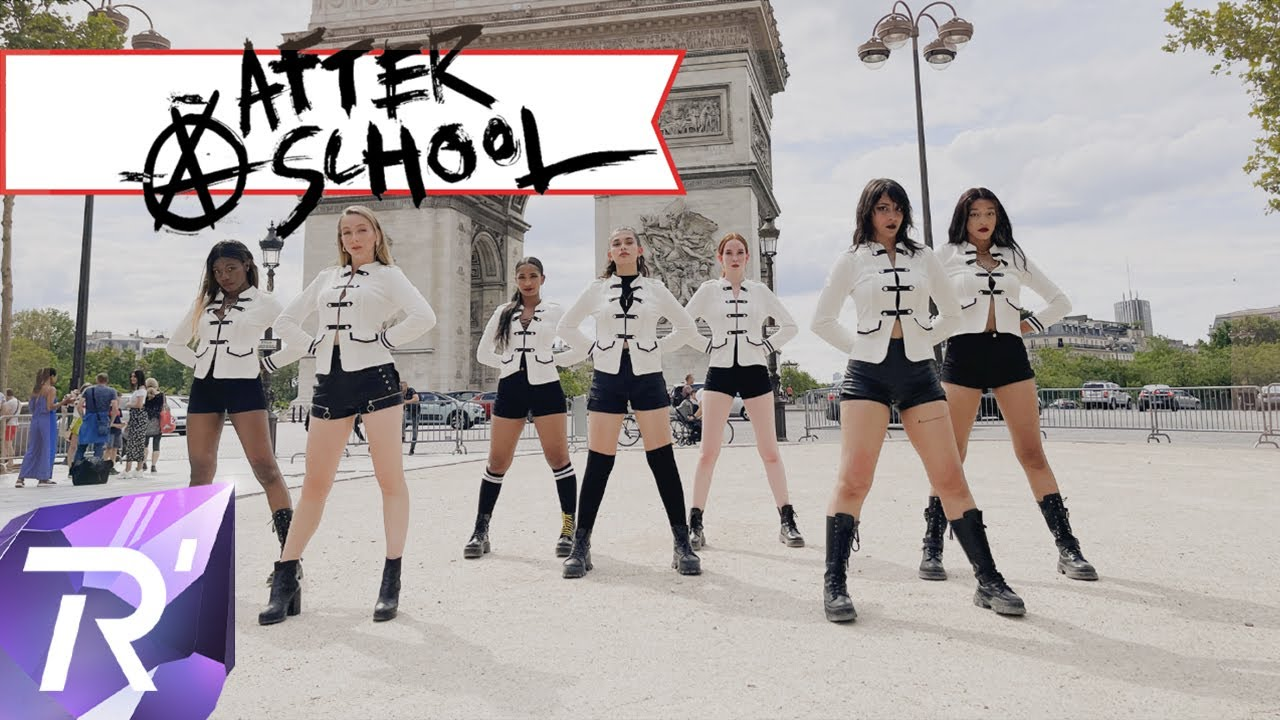 [Kpop in public|One Shot] After School (애프터스쿨) - 'BANG!' THROWBACK Dance cover by RISIN' from France