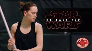 【筋トレ】STAR WARS 主演デイジー・リドリーのジェダイトレーニング! Daisy Ridley