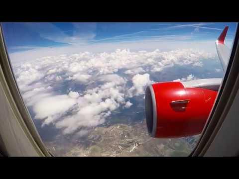 Air Canada ✈ NICE - MONTREAL (B767) Full Flight