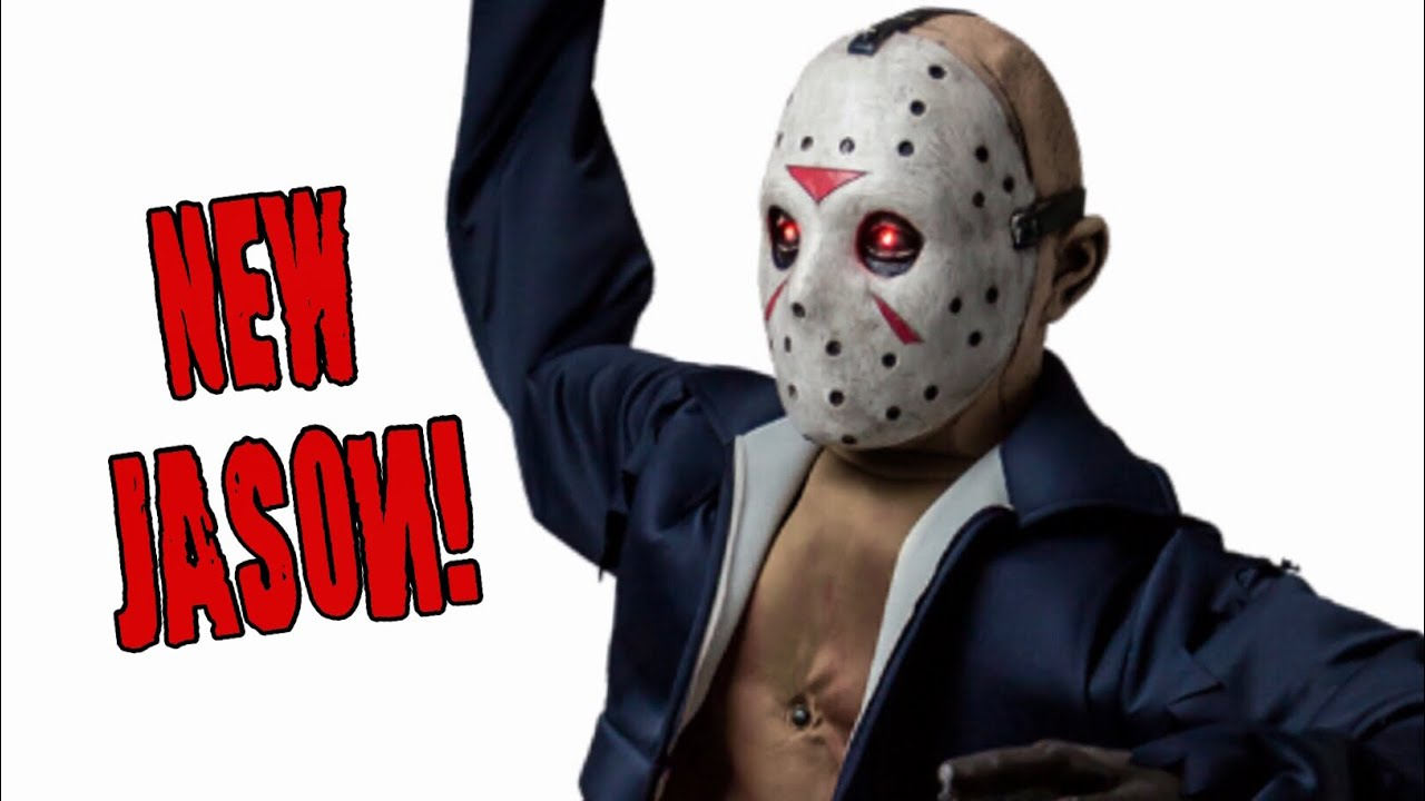 Party City NEW FOR 2018 Animated JASON VOORHEES Prop