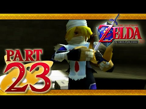 The Legend of Zelda: Ocarina of Time 3D - Part 23 - Prelude of Light
