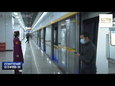 COVID-19: Moins de 100 cas actifs à Wuhan