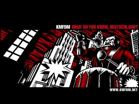 KMFDM - Anarchy: one of the best songs from KMFDM
