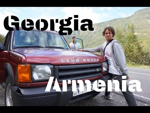 Trip through Georgia and Armenia