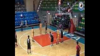 YY3 學界甲組男子籃球決賽 2014-12-09