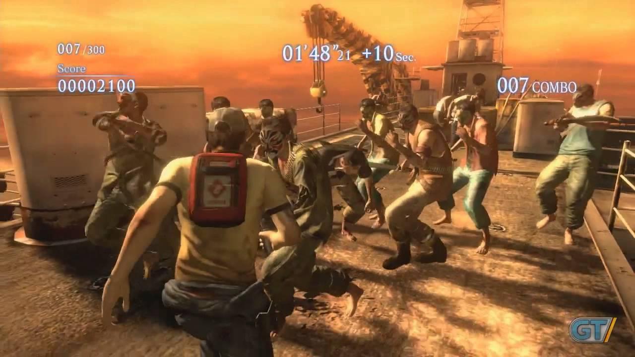 Resident Evil 6 Left 4 Dead 2 Gameplay Trailer Youtube