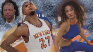NBA 2K15 PS4 My Career - Injury Update