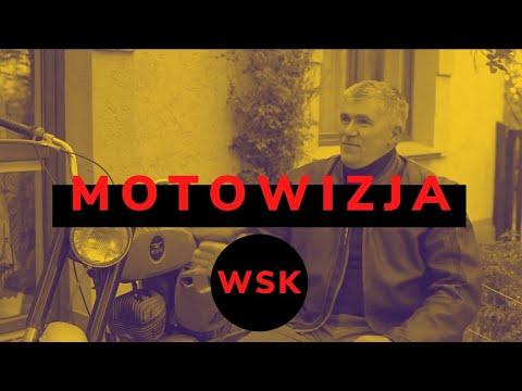 Magazyn Motowizja - Historia motocykla WSK