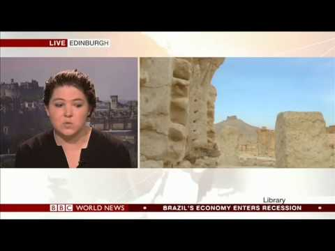 The Million Image Database Project: BBC News World, Friday 28th September