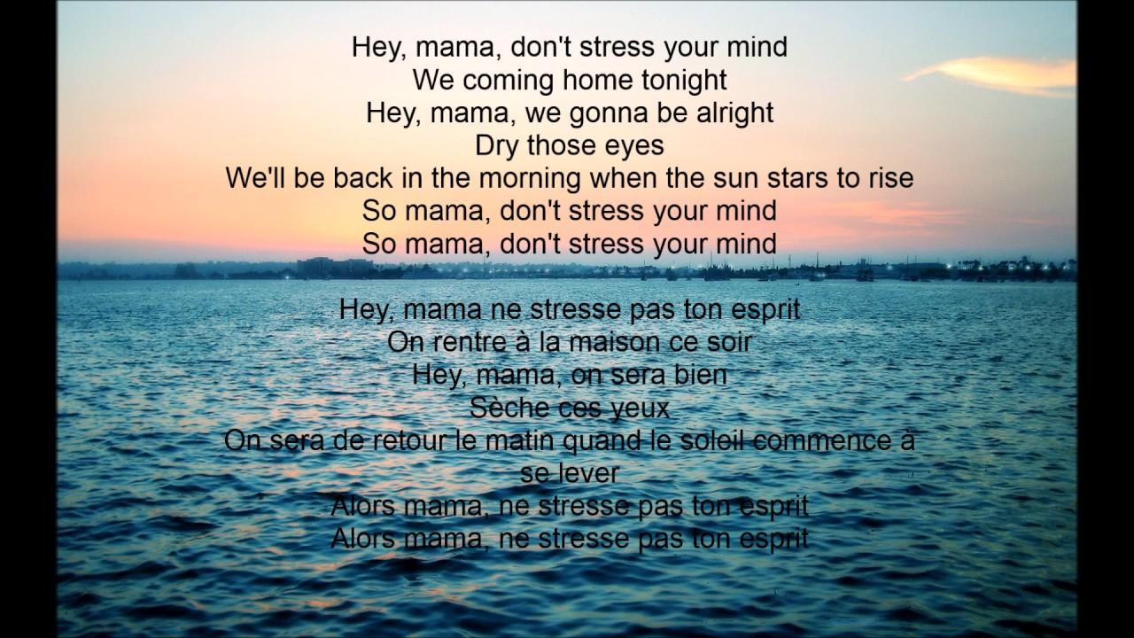 Mama - Jonas Blue feat  William Singe (Lyrics - traduction française)