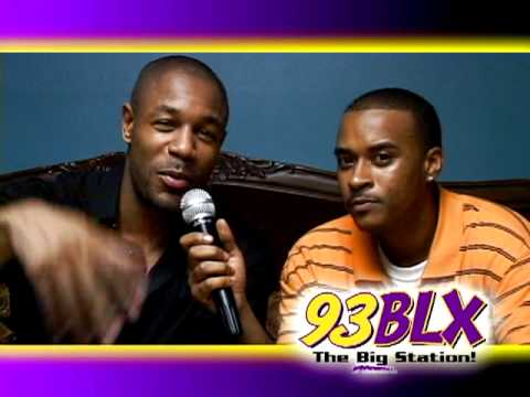 93BLX  FROM THE BLOCK G MAN TALKS WITH TANK