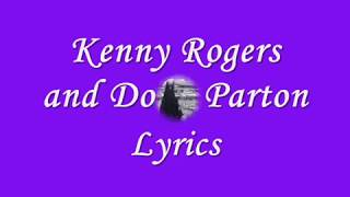 Island In The Stream  (Kenny Rogers and Dolly Parton)  Lyrics