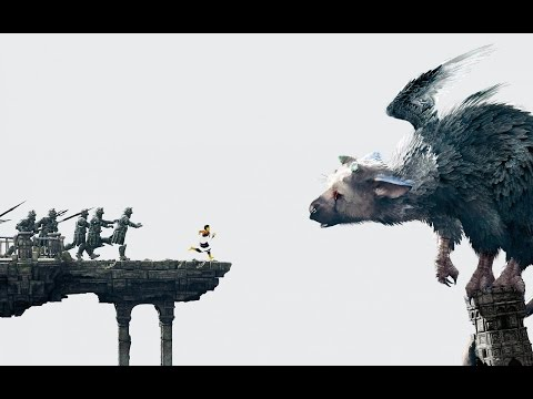 The Last Guardian All Cutscenes (Game Movie) 1080p HD
