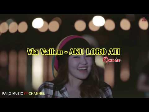 Via Vallen - Jerit Atiku | DJ Remix Version Santai Full BASS Terbaru 2019