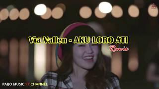 Via Vallen - Jerit Atiku DJ Remix Version Santai Full BASS Terbaru 2019