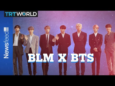 BLM x BTS: How the BTS Army Raised Money and Awareness