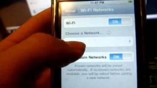 Firmware 4.1 Jailbreak (Ipod Touch/Iphone MC & MB MODELS!!!!)