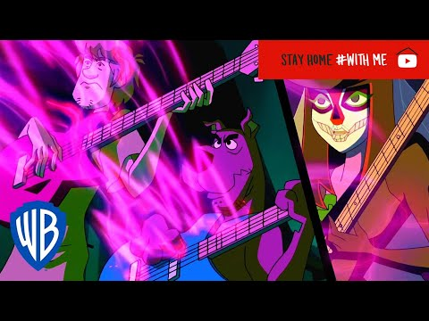 Scooby-Doo! | Rock 'n' Roll Scooby & Shaggy! | WB Kids