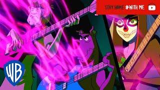 Scooby-Doo  Rock 39n39 Roll Scooby amp Shaggy  WB Kids