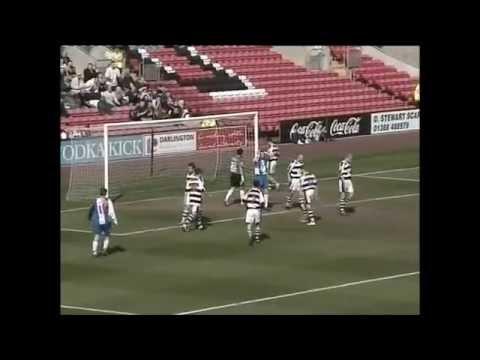 Darlington 0 Hartlepool United 3 *Full Match* 2006/07