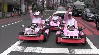 渋谷を走行する、福士蒼汰×土屋太鳳が共演する 2016年4月16日スタートの...
