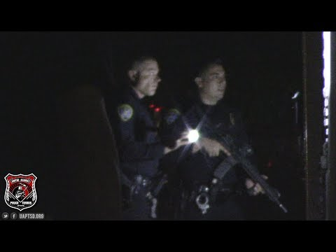Copwatch   Shooting Scene   House Raided at Gun Point   On Scene Before Police