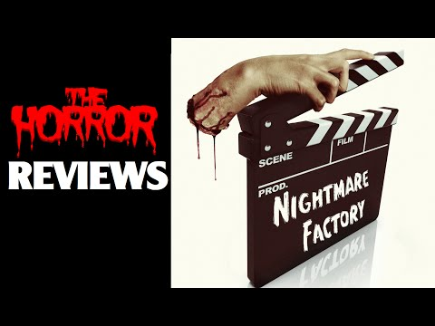Nightmare Factory - KNB Horror Make-up Effects Documentary Review