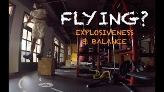 Tennis Fitness Training   Explosiveness & Balance (TENFITMEN - Episode 67)