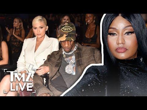 Nicki Minaj & Kylie Jenner: Face-To-Face | TMZ Live