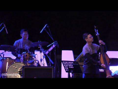 Marcell - Adventure of A Lifetime (Coldplay) @ Prambanan Jazz 2017 [HD]