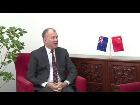 China has been increasingly prosperous, secure: New Zealand ambassador