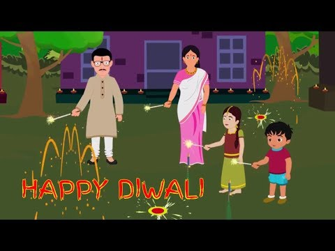 Diwali Special Whatsapp Status Video, Animation, Greeting Card, Wishes, SMS, Happy Diwali Video 2017