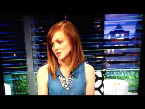 Jayma Mays on E! !!!! April 2013