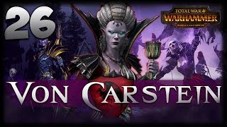 DEATH FLIGHT! Total War: Warhammer - Von Carstein Campaign #26