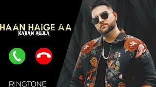 Karan Aujla New Punjabi Song Ringtone || The Mikky
