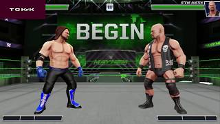 WWE Mayhem - Season 1-Episode 2- Two Fights [Android Game]  Youtube
