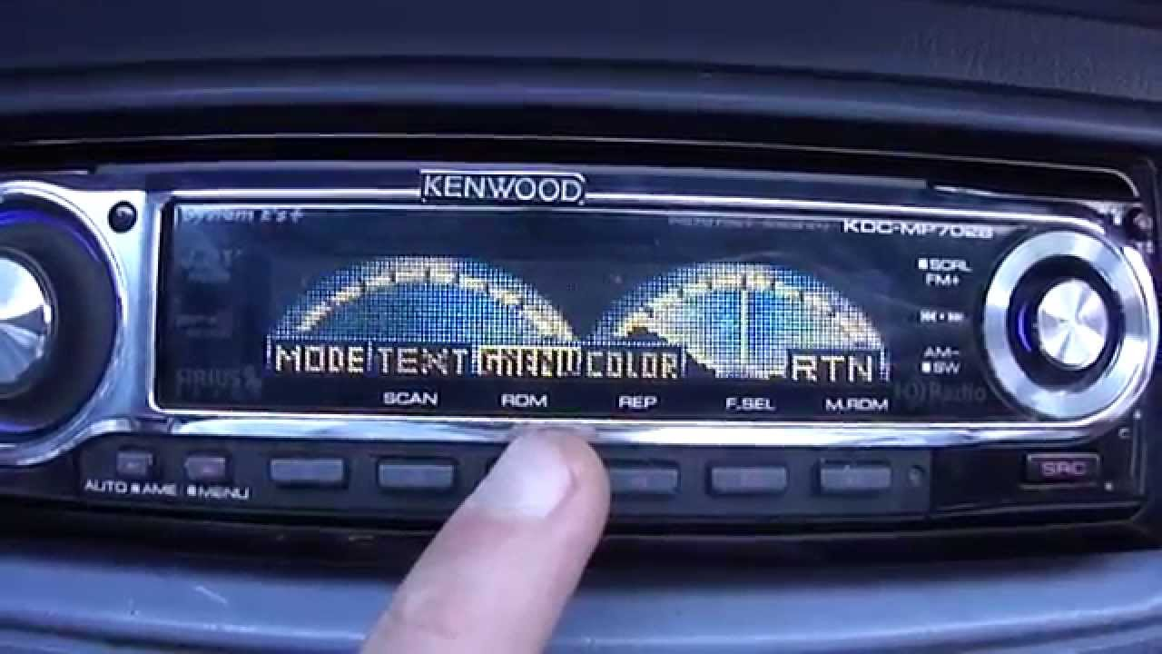 Kenwood Kdc Mp345u Protect Mode