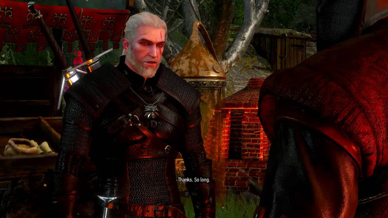 witcher 3 viper armor mod