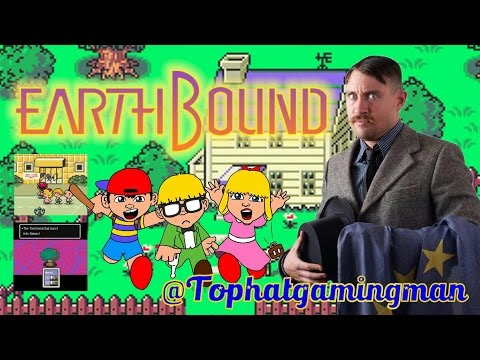 Earthbound Review & History  - Top Hat Gaming Man