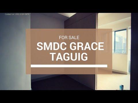 SMDC Grace Residences Manila Condo For Sale - 2.5M