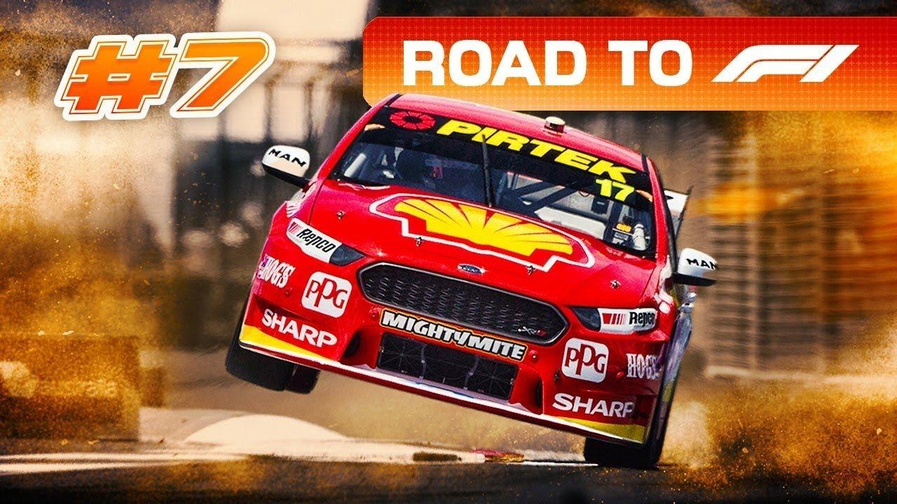V8 Supercars Toca 3 Career Mode Part 7 Youtube