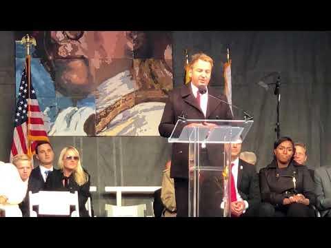 Gavin Buckley Inaugural Speech -- Annapolis 137th Mayor