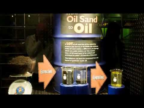 Canadian Oil Sands Video