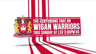 After Effects - Rugby League Promo Leigh Centurions Micky Higham Final Bow
