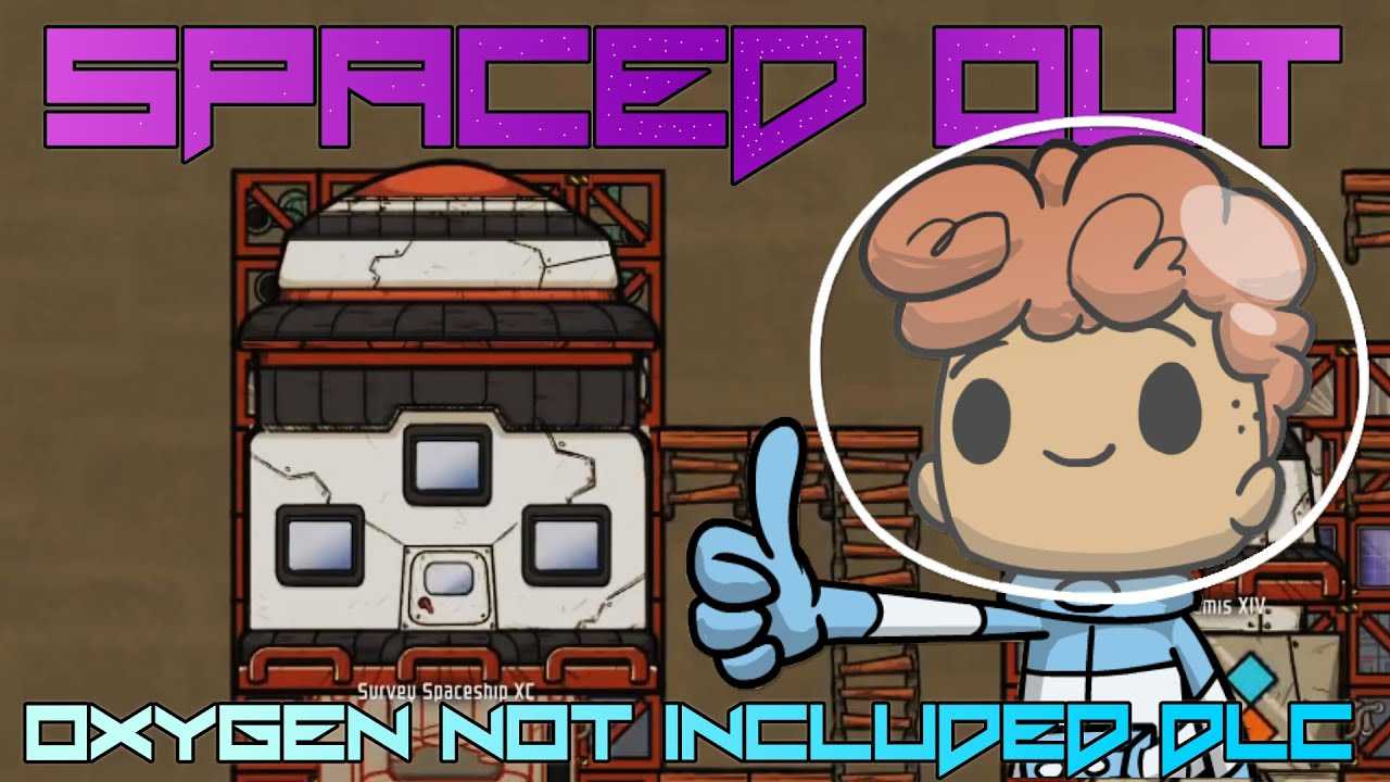 Sweet Space Delivery! New DLC Spaced Out for Oxygen Not Included ep10
