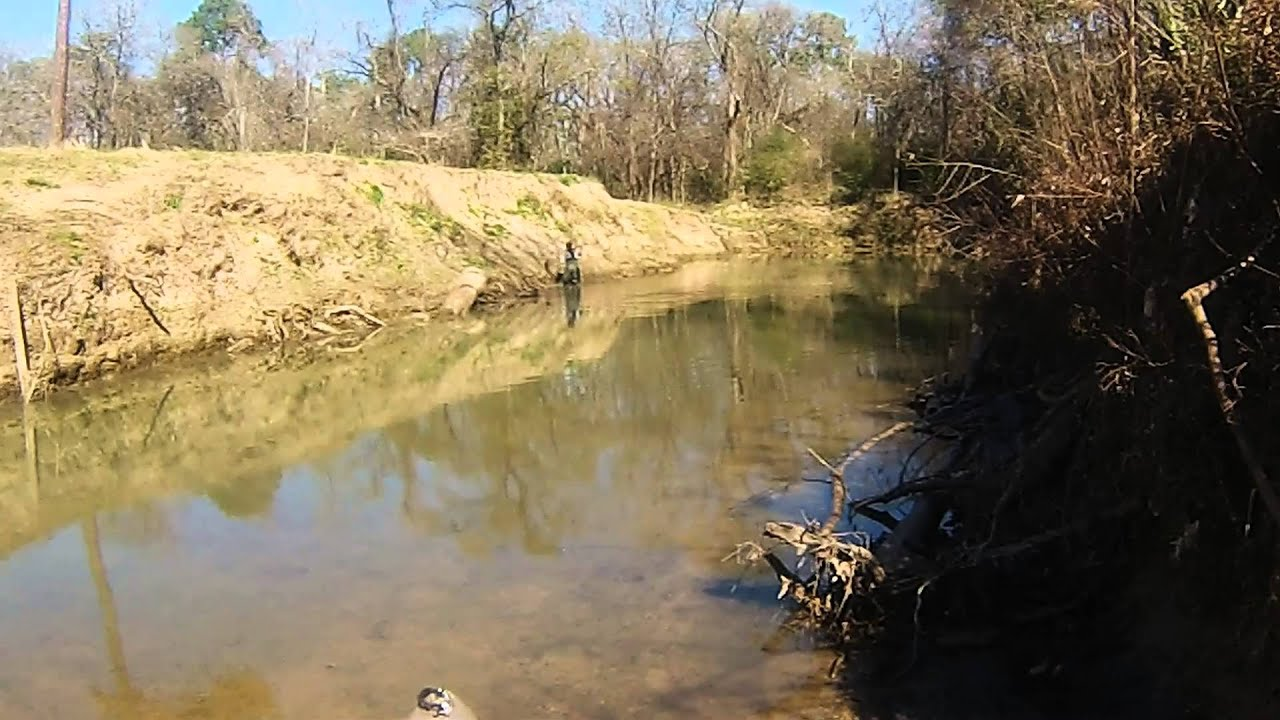 Clear creek bass fishing and kayaking youtube for Clear creek fishing report