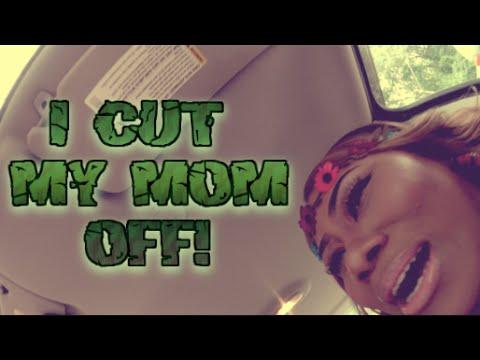 🙅🏽 MY MOM & I DON'T SPEAK! 😔 : Montgomery Weekly  Vlog #10