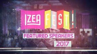 IZEAFest 2016 Featured Speakers!